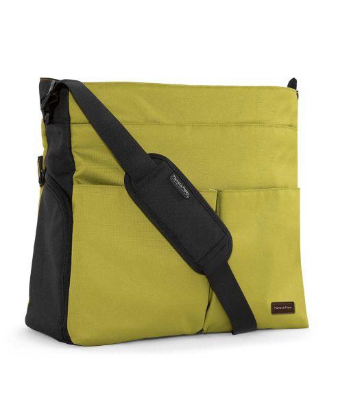 Mamas & Papas - Messenger Changing Bag - Lime