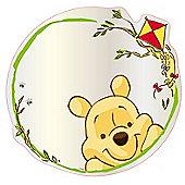 Disney Winnie The Pooh Mirror - 30 cm H x 30 cm W