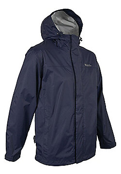 Achill Men's Waterproof Jacket - Blue