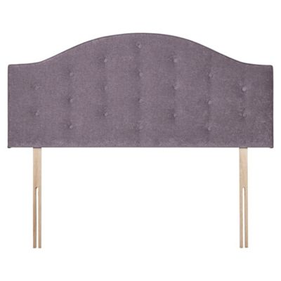 Seetall Buckland Waterford Double Headboard, Lavender
