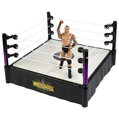 Wrestlemania Ring + Exclusive Fig