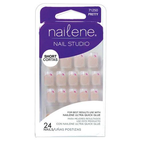 Nailene Nail Studio Artificial Nails Pretty 71250