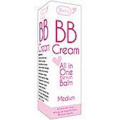 Pretty BB Cream All In One Blemish Balm 50ml -Medium