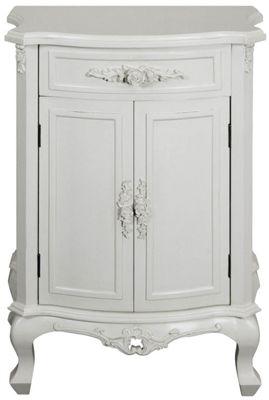Rose Door and Drawer Cupboard