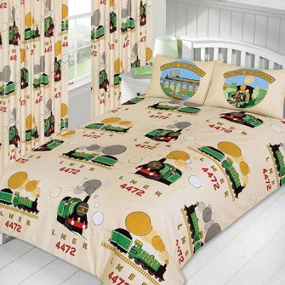 Little Flying Scotsman Toddler Bedding
