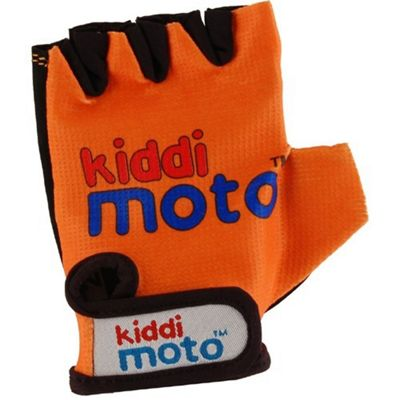 Kiddimoto Gloves Orange (Small)