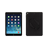 Griffin AirStrap Carrying Case for iPad Air - Black - Hand Strap
