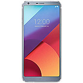 "LG G6 5.7"" QHD+ Display Smartphone UK SIM-Free 4GB 32GB Android 7.0 - Ice Platinum"