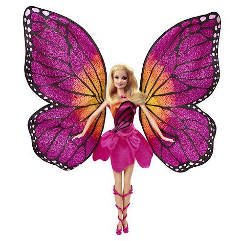 Barbie Mariposa & the Fairy Princess: Mariposa Doll