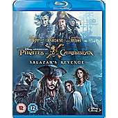 Pirates Of The Caribbean - Salazars Revenge Blu-ray