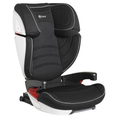 My Child Rapido Car Seat, Group 2-3, Black