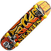 Enuff Kates Skates Orange 7.75inch Complete Skateboard