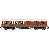 Hornby Coach R4574 Lner Thompson Non-Corridor Brake Third
