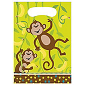 Party Bags Plastic Party Bags - 8 pack