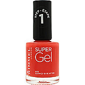 Rimmel Super Gel Nail Polish 12ml - Happily Evie After