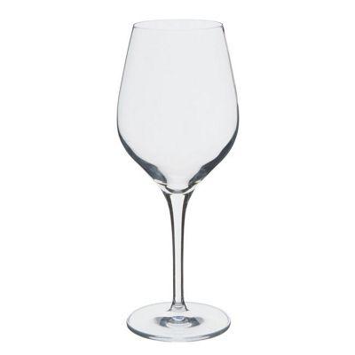 Dartington Crystal Debut White Glasses Gift Set of 4