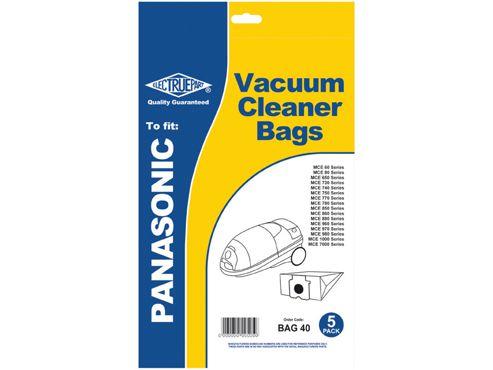 Connect Bag40 Dust Bag Panas Mc E61 62 84 X5