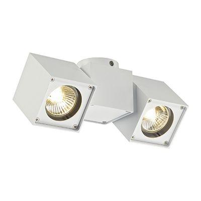Altra Dice Spotlight Ceiling Light Spotlight White Max. 2X 50W