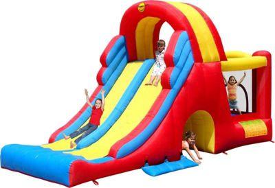 Mega Slide Combo Bouncy Castle - Rideontoys4u