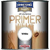 Johnstone's 307951 All Purpose Primer - White 0.25 litre