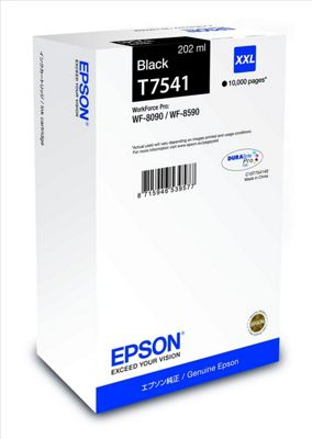 Epson C13T754140 Black ink cartridge 202 ml XXL