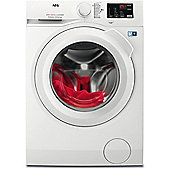 AEG L6FBI861N 6000 Series Freestanding Washing Machine, 8kg, 1600rpm spin