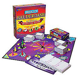 Absolute Balderdash Board Game
