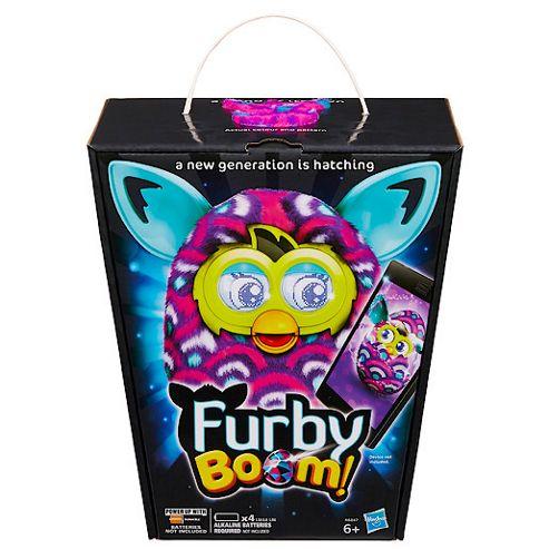 Furby Boom - Blue Diamonds