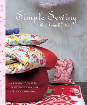 Simple Sewing with a French Twist Book