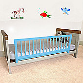 Safetots Wooden Bed Rail Blue