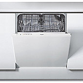 Whirlpool WIE2B19 13-Place Integrated Dishwasher 6 Programmes Class A+