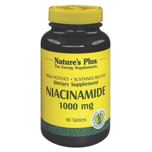 Niacinamide 1000mg Sustained Release