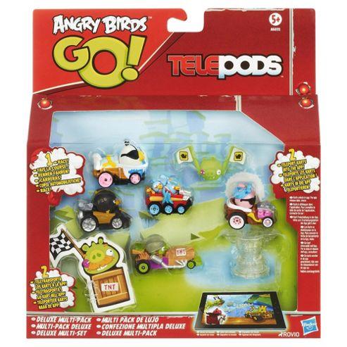 Angry Birds Go Mega Meyhem Pack