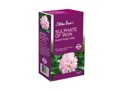 Sinclair Sulphate Of Iron 1Kg Carton