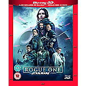 Star Wars Rogue One - 3D Blu-ray