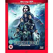 Star Wars Rogue One - 3D Blu-ray