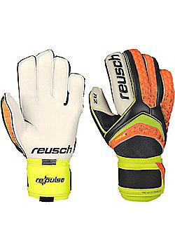 Reusch Re:Pulse Pro A2 Stormbloxx Goalkeeper Gloves Size - Black