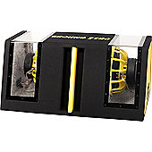 "Ground Zero Radioactive 2.300SPL 2x12"" Subwoofer Enclosure"