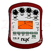 Nux Portable Guitar Effects Pedal