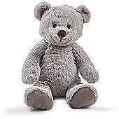 Snuggle Buddies Friendship Teddy- Pip (Grey)