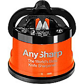 AnySharp Knife Sharpener Pro Orange Zest