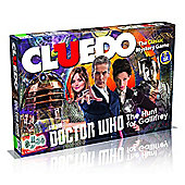 Doctor Who Cluedo Game