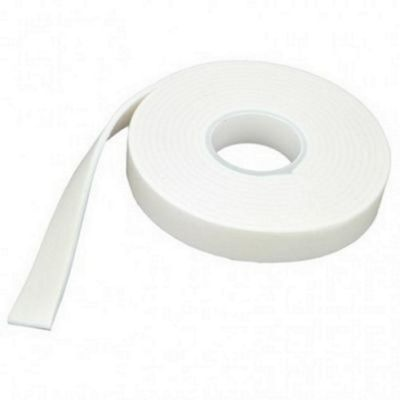 Double Sided Foam Tape 12mm x 2mt