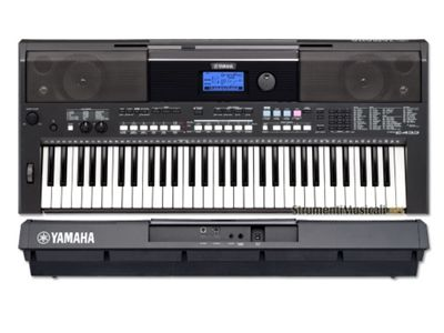 Yamaha PSR-E433 61 key portable keyboard
