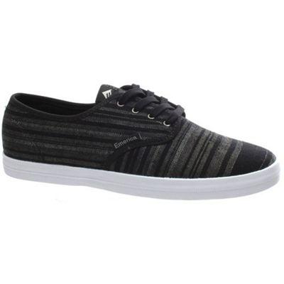 Emerica The Wino Black/Grey Shoe