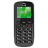 Doro PhoneEasy® 508 Black -SIM Free
