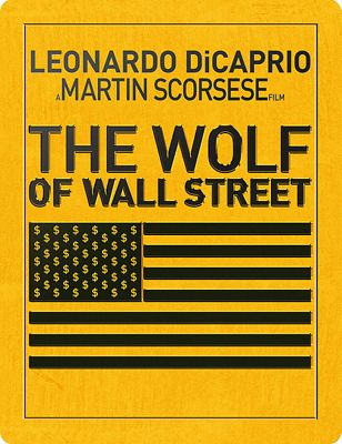 The Wolf Of Wall Street: Limited Edition Steelbook (Blu-ray)