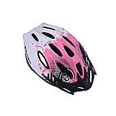 Ammaco 14 Vent Mountain Bike Helmet Pink 54-59cm