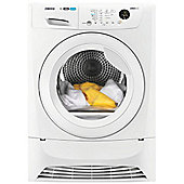 Zanussi ZDC8203W 8kg Load Condenser Tumble Dryer, White