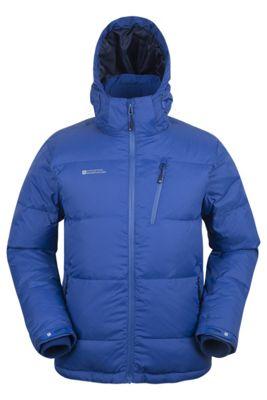 Mountain Warehouse Frost Extreme Mens Down Padded Jacket ( Size: XXXL )